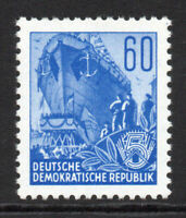 East Germany 60pf Stamp c1953 (Aug) Unmounted Mint Never Hinged (5292)