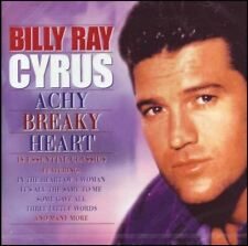 BILLY RAY CYRUS - ACHY BREAKY HEART : GREATEST HITS CD ~ COUNTRY BEST OF *NEW*