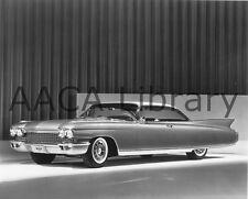 1960 Cadillac Eldorado Seville @ Auto Show, Factory Photo (Ref. #30381)