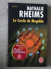 Le Cercle De Megiddo - Nathalie Rheims