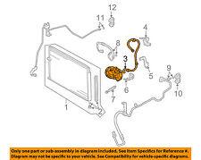 TOYOTA OEM 04-09 Prius-A/C AC Compressor 8837047010