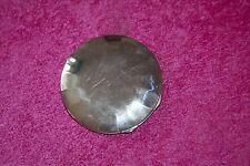 Vintage Yardley silver coloured powder compact