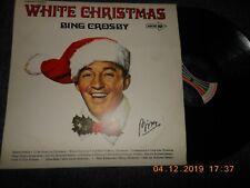 "12"" BING CROSBY WHITE CHRISTMAS"