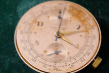 Venus 170 Chronograph Handaufzug working voll funktion mit Blatt