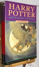 Harry Potter and the Prisoner Of Azkaban, J. K. Rowling, 1999 1st/1st edition