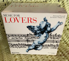 10 CD SET Classical Music For Lovers Chopin Mozart Bach Beethoven Gershwin
