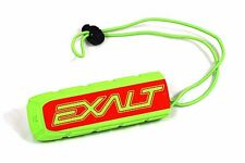 Exalt Paintball Ninja Series Collector Series Bayonet Barrel Condom - Lime Red