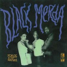 BLACK MERDA FORCE OF NATURE LP NEW