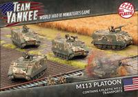 Team Yankee - USA: M113 Platoon TUBX03