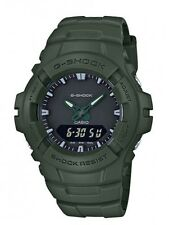 Casio G Shock * G100CU-3A Anti-Magnetic Anadigi Green Resin COD PayPal