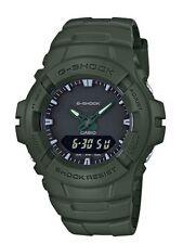 Casio G Shock *G100CU-3A Anti-Magnetic Anadigi Green Resin COD PayPal #crzycod