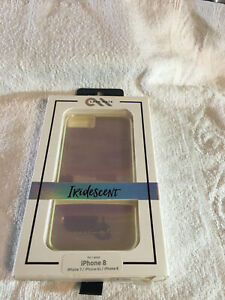 New Case-mate, Iridescent, Phone Case for iPhone 6, 6s, 7, 8