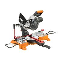 "WORX WX845L 20V 7-1/4"" Cordless Lithium Sliding Miter Saw Kit"
