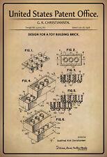 Noi Brevetto Modulo 1958 Segno Metallo Insegna ad Arco Stagno Firmare 20 x 30 CM