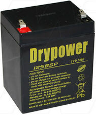 12sb5p 12v 5ah AGM Lead Acid Rechargeable Battery Standby & Cyclic Use