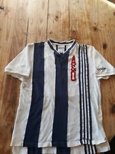 Vintage Adidas 90s Mens polo L Trefoil Tee T Shirt  special edition