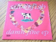 "SILVERFISH - DAMN FINE WOMAN  7"" VINYL PS"