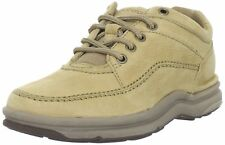 Rockport Mens Walking Shoe,Sand Nubuck,8 W US