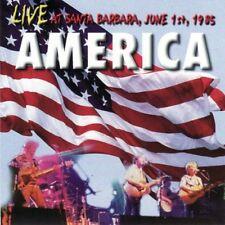 America-Live at Santa Barbara (CD)