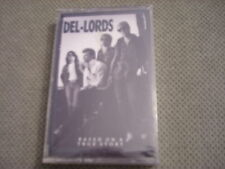 SEALED RARE OOP Del-Lords CASSETTE TAPE Based On A True Story DICTATORS Cracker