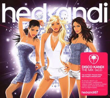 HED KANDI =disco kandi / the mix= Ferrer/Nelson/Solveig...= 3CD = groovesDELUXE