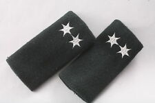 Hungary Hungarian Republic Private First Class PFC Field Shoulder Star Loop Tab