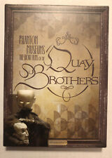 Phantom Museums: The Short Films of the Quay Brothers 2-DVD Set EXCELLENT