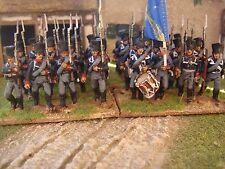 PERRY MINIATURES PRUSSIAN NAPOLEONIC INFANTRY PAINTED TO ORDER