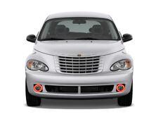 LED Fog Light Halo Ring RGB Colorfuse Kit for Chrysler PT Cruiser 06-10