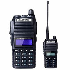 BAOFENG UV-82 VHF/UHF Dual Band 136-174/400-520MHz 2-PTT 5W Two Way Radio N0401