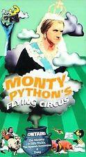 Monty Pythons Flying Circus - Set 3: Season 2 (VHS, 1999, 3-Tape Set)