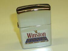 "VINTAGE ZIPPO LIGHTER ""Winston Winners CLUB"" - Never Struck - 1994-NICE"