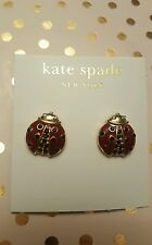 Ladybug * Kate Spade New York Stud Earrings New!