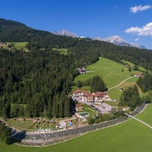 6 Tage Reise inkl. HP 4* Hotel Berghof Söll Tirol Urlaub Wellness Wandern Biking