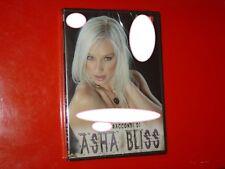 "DVD NEW SEALED ORIG.""I CALDI RACCONTI DI ASHA BLISS"" 90 MIN.LANG.ITALIAN"