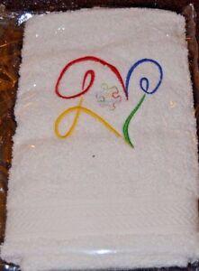 AUTISM HAND TOWEL