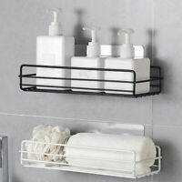 Kitchen Shower Caddy Shelf Bathroom Wall Bath Storage Holder Organizer Rack Nice