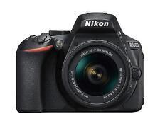 Nikon D5600 DSLR Camera AF-P 18-55 VR Zoom Lens Kit Black D5600LKBK EMS W/T