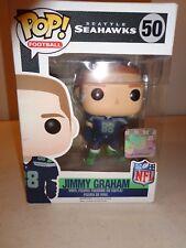 Funko Pop Football: Seattle Seahawks - Jimmy Graham Vinyl Figure