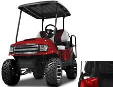 Madjax Body Kit Alpha Off Road Style Red Club Car Precedent 2004-Up Golf Carts