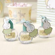 Party Bag Favor x 6-Bebé Miffy Mini Burbujas - 1st Cumpleaños/Baby Shower