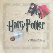 Harry Potter 20 First Class Forever Postage Stamps Collectible Usa 2013 New