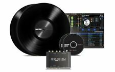 Denon DJ DS 1 Sistema DVS Serato Time Code Interfaccia USB Garanzia Ufficiale