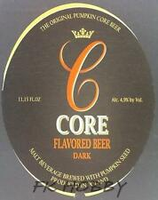 Poland Brewery Witnica Core Beer Label Bieretikett Cerveza wi82.1