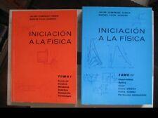 Iniciación A La Física ( 2 Tomos )