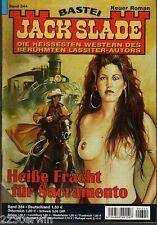 JACK SLADE Band 344 / (1999-heute Bastei) / erotischer WILDWEST-Roman