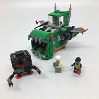 Lego (70805) The Lego Movie Trash Chomper-Incomplete- See Pictures