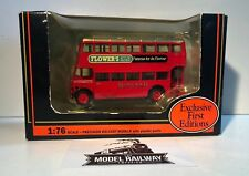 EFE 1/76 - 26401 - DAIMLER UTILITY BUS MIDLAND RED DOUBLE DECKER - BOXED