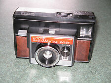 KODAK INSTAMATIC X-35F FILM CAMERA MADE IN USA