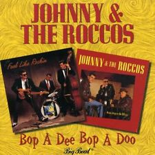 Johnny & The Roccos - Bop a Dee Bop a Doo [New CD] UK - Import